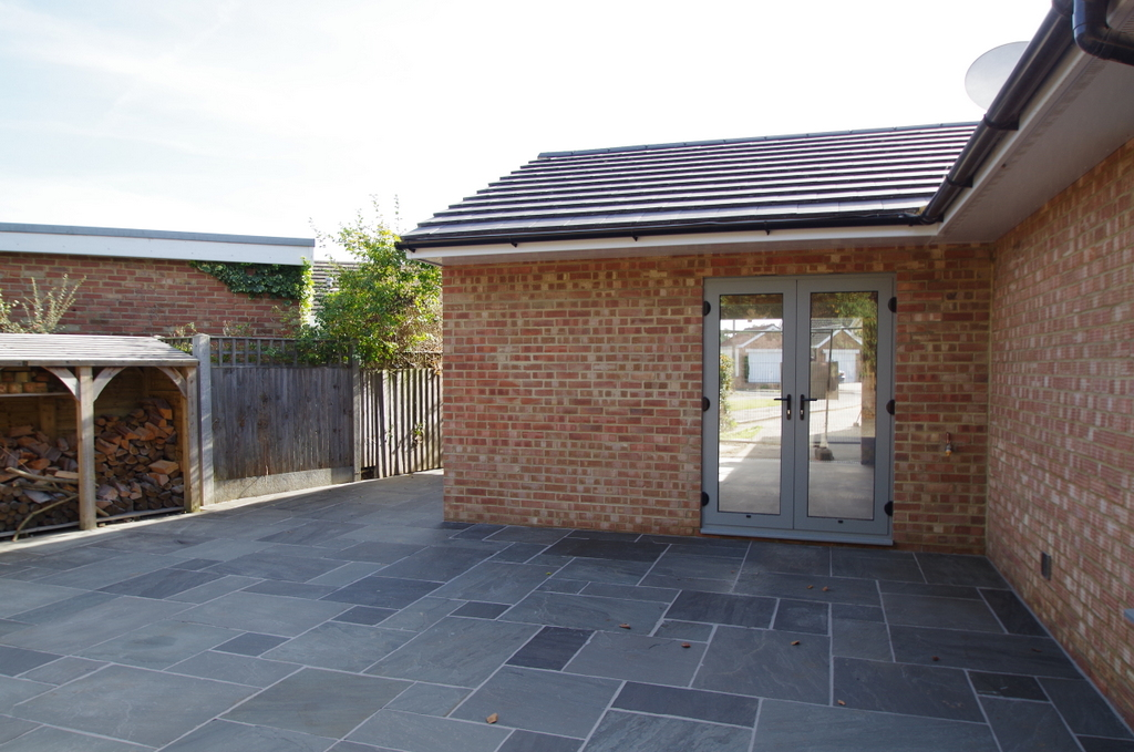 Rear Extension, Garage U0026 Patio, Margate, Kent